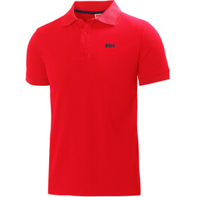 Helly Hansen Driftline Miehet Lyhythihainen paita , punainen